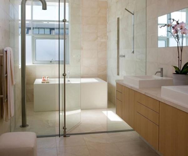 Vách kính phòng tắm cường lực